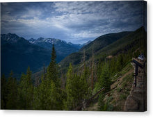 Load image into Gallery viewer, Overlook  - Canvas Print