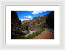 Load image into Gallery viewer, Pit Stop - Framed Print