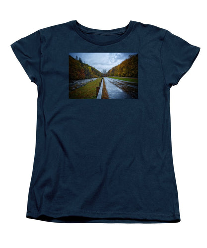 Route 2 Pit Stop #2 - Women's T-Shirt (Standard Fit)