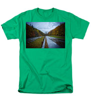 Load image into Gallery viewer, Route 2 Pit Stop #2 - Men's T-Shirt  (Regular Fit)