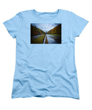 Load image into Gallery viewer, Route 2 Pit Stop #2 - Women's T-Shirt (Standard Fit)