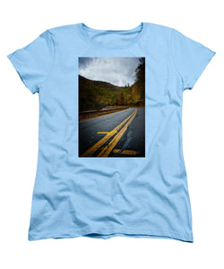 Scenic Pass #4 - Women's T-Shirt (Standard Fit)