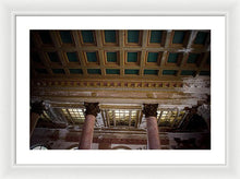 Load image into Gallery viewer, The Bank #3 - Framed Print