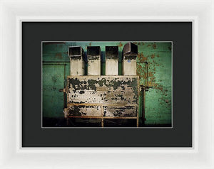 The Beast - Framed Print