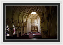 Load image into Gallery viewer, The Church - Framed Print
