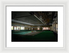 Load image into Gallery viewer, The Pool - Framed Print