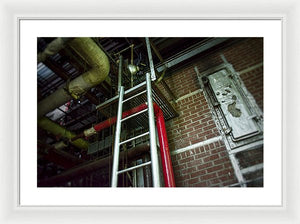 The Power Plant #6 - Framed Print