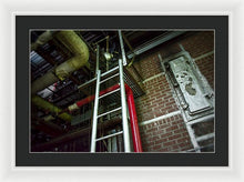 Load image into Gallery viewer, The Power Plant #6 - Framed Print