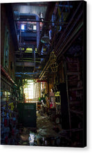 Load image into Gallery viewer, The Power Plant #7 - Canvas Print
