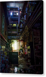 The Power Plant #7 - Canvas Print