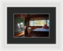 Load image into Gallery viewer, The Restaurant #3 - Framed Print