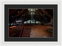 Load image into Gallery viewer, The Rink - Framed Print