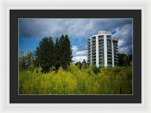 The Tower #3 - Framed Print
