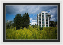 Load image into Gallery viewer, The Tower #3 - Framed Print