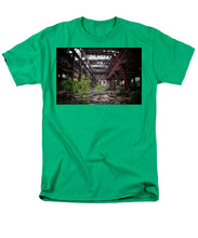 Load image into Gallery viewer, The Train Station - Men's T-Shirt  (Regular Fit)