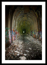 Load image into Gallery viewer, The Tunnel - Framed Print