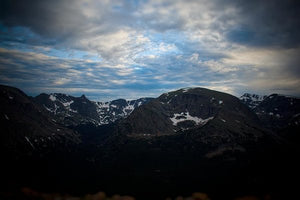 Trail Ridge Road #13 - Art Print