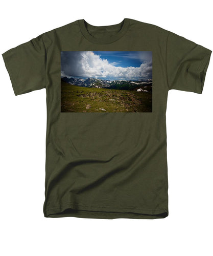 Trail Ridge Road #16 - Men's T-Shirt  (Regular Fit)