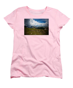 Trail Ridge Road #16 - Women's T-Shirt (Standard Fit)