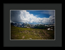 Load image into Gallery viewer, Trail Ridge Road #16 - Framed Print