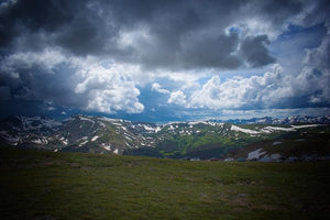 Trail Ridge Road #19 - Art Print