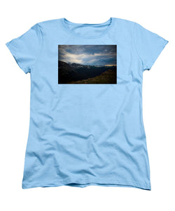 Trail Ridge Road #2 - Women's T-Shirt (Standard Fit)