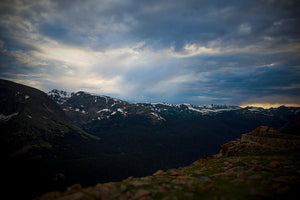 Trail Ridge Road #2 - Art Print