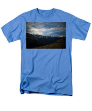 Load image into Gallery viewer, Trail Ridge Road #2 - Men's T-Shirt  (Regular Fit)