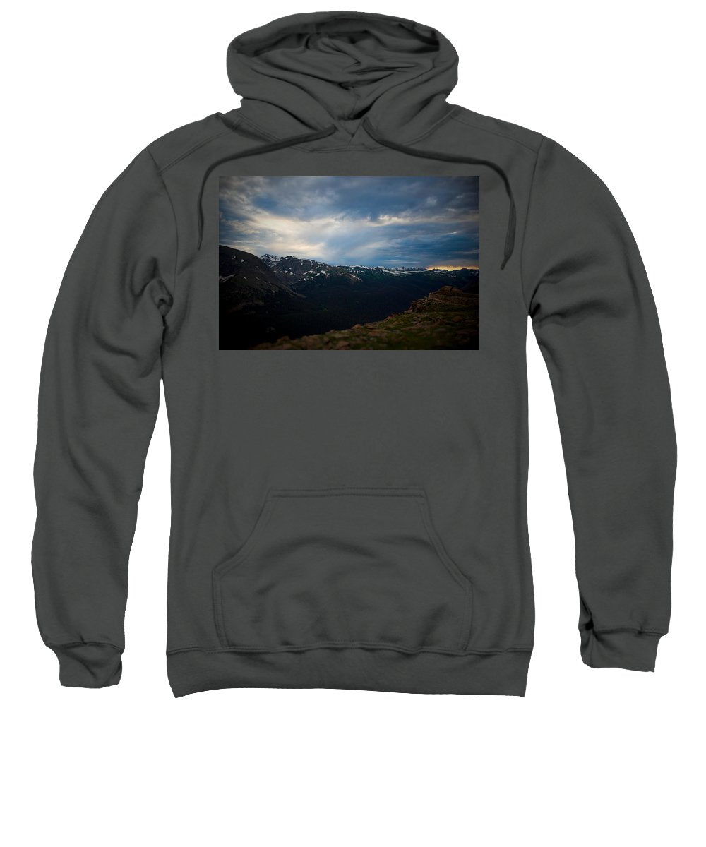 Trail Ridge Road #2 - Sweatshirt
