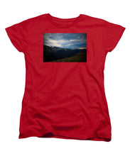 Load image into Gallery viewer, Trail Ridge Road #2 - Women's T-Shirt (Standard Fit)