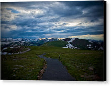 Load image into Gallery viewer, Trail Ridge Road #5 - Canvas Print