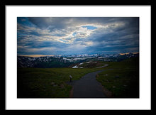 Load image into Gallery viewer, Trail Ridge Road #6 - Framed Print