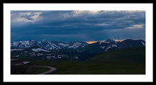 Load image into Gallery viewer, Trail Ridge Road #8 - Framed Print