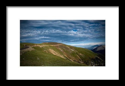 Trail Ridge Road #9 - Framed Print