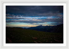 Load image into Gallery viewer, Trail Ridge Road  - Framed Print