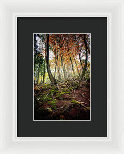 Unstoppable - Framed Print