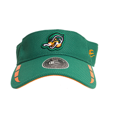 Wood Ducks Green Scout Visor