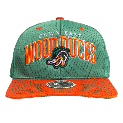 Wood Ducks Green Starter Cap