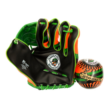 Wood Ducks Soft Ball/Glove Set