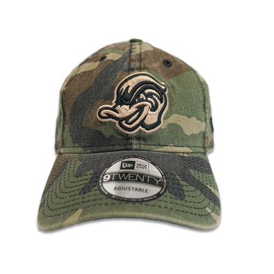 New Era Camo Dad Cap