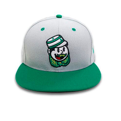 New Era Collard Greens 5950 Cap