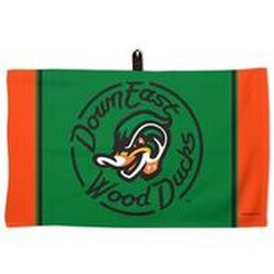 Wood Ducks Golf Towel