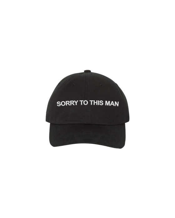 Sorry to this Man Hat