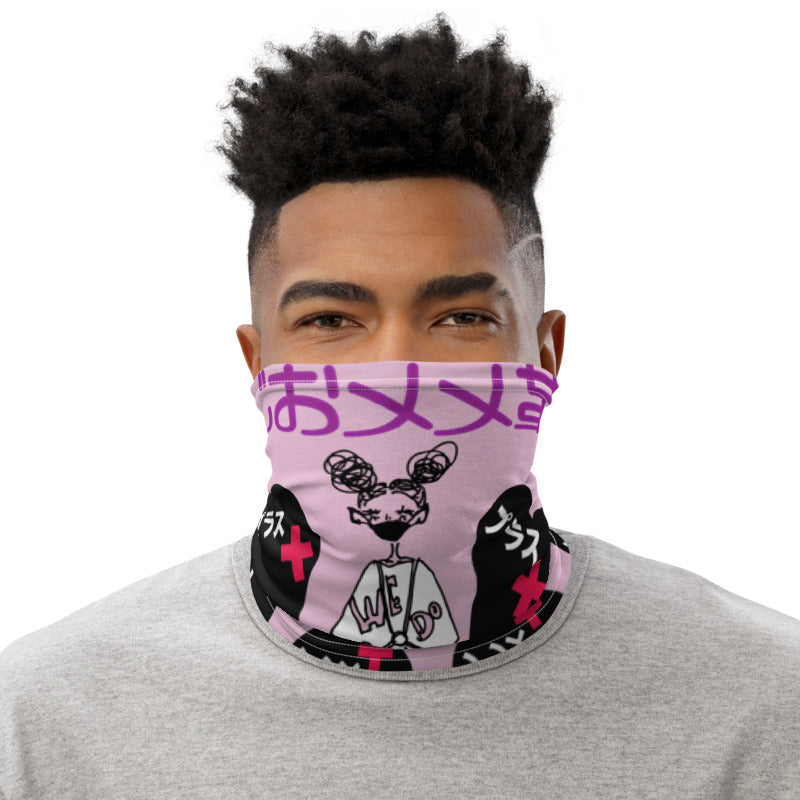 Kawaii Eye Revolution Neck Gaiter