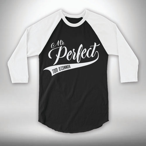 Mr. Perfect Baseball Tee