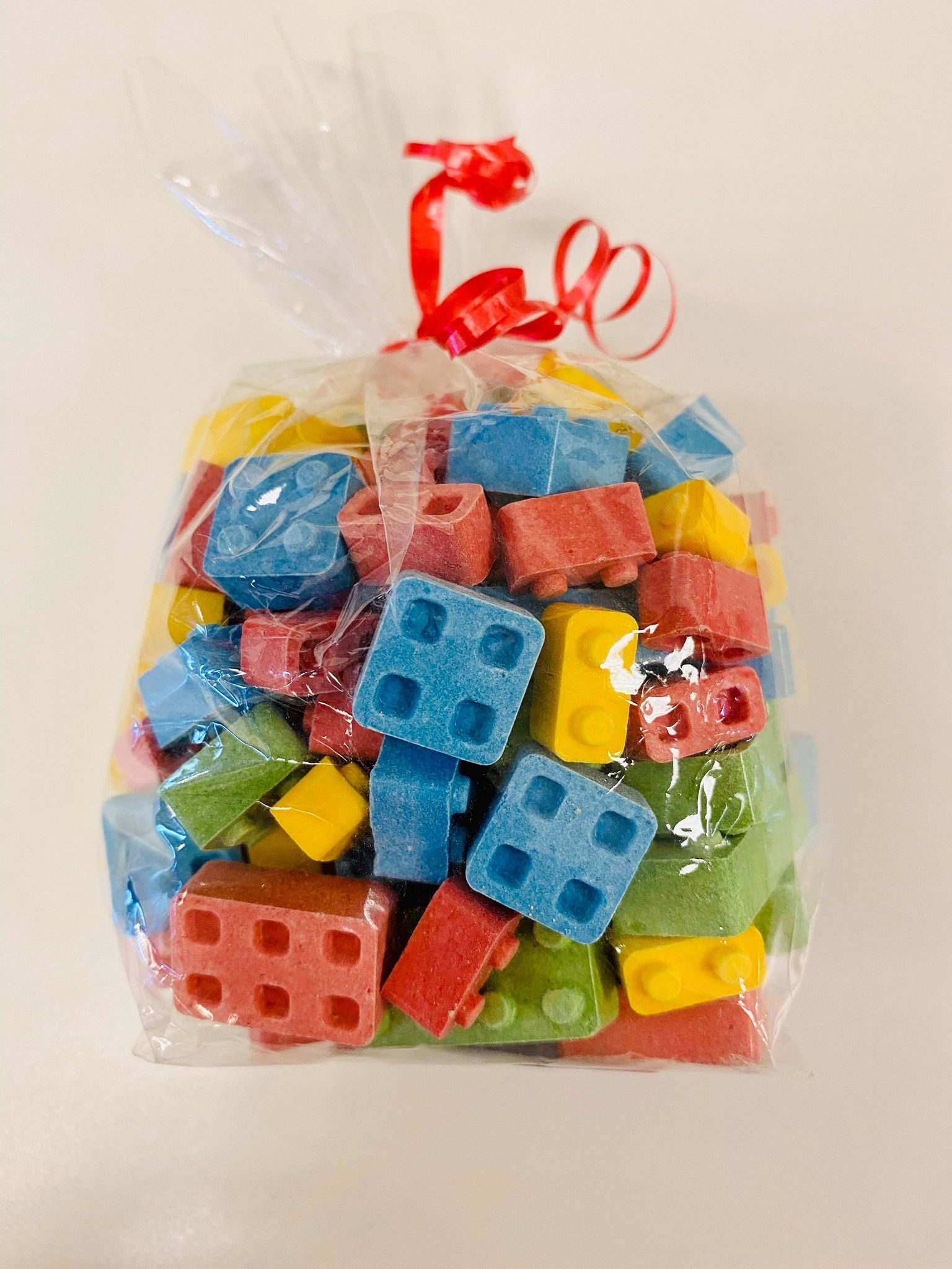 Candy Buildable Blocks