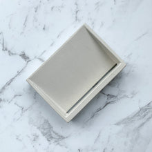 Load image into Gallery viewer, Concrete soap dish - 6 colour choices