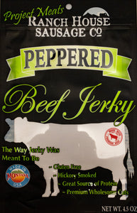 Three Flavor Montana Made All Beef Jerky Variety