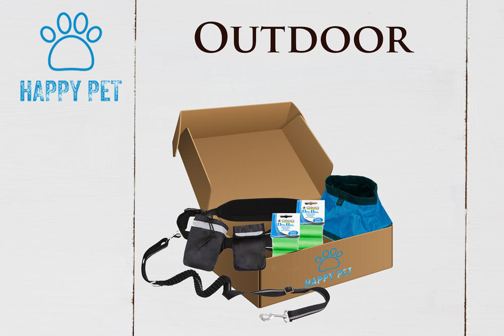 "Box Happy Pet ""Outdoor"""