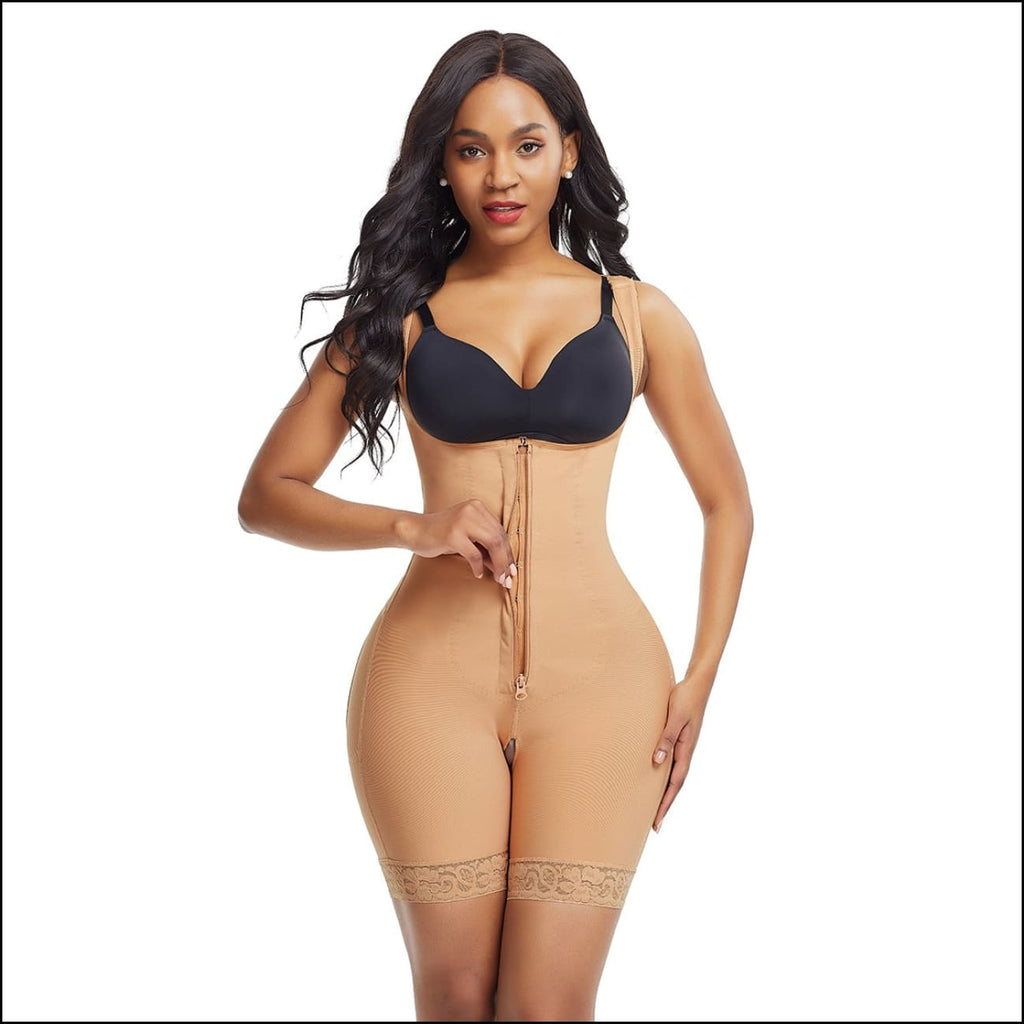 Stage 1 faja - tummy control - s / skin color - shapewear